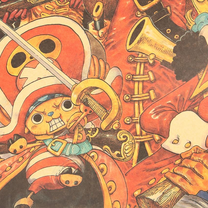 One Piece Film Z Poster - otakuuu